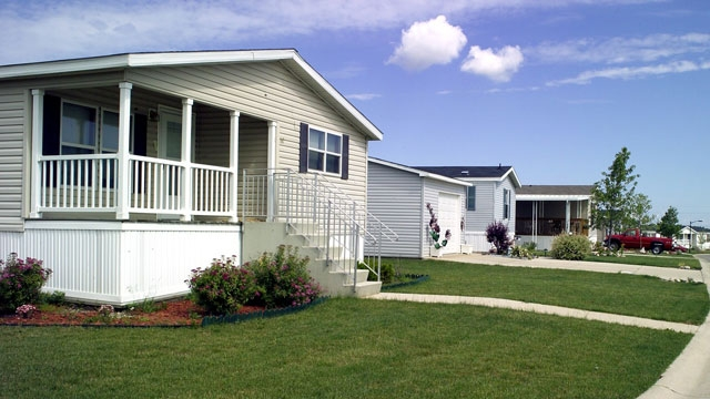 Affordable Mobile Homes With Low Payments